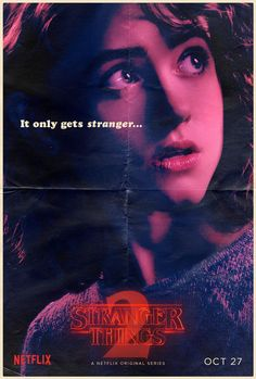 Stranger Things is one of the most trending shows. With our collection of best Stranger Things poster, we've tried to capture all the amazing moments. Stranger Things Saison 1, Stranger Things Characters, Watch Stranger Things, Stranger Things Aesthetic, Stranger Things Netflix, Batwoman, Strange Things Season 2, Free Poster Printables, Posters Vintage