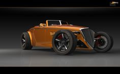 Ideas for my new Street Rod - Sabre Hotrod