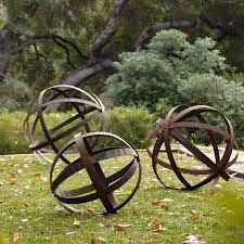 rusted metal decor - Google Search