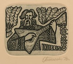 E. Tikhanowitch, Art-exlibris.net