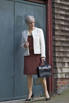 working girl | style at a certain age