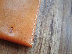 Arkän Minimalist Wallet Handmade Italian Vegetable by VonVantage