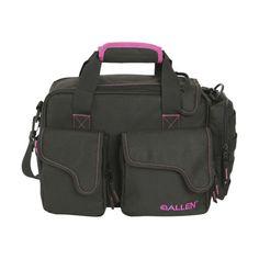 Allen Dolores Compact Range Bag Black/Pink