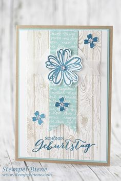 Geburstagskarte; Stampinup Geburtstagskarte; stampinup Flower Shop; Matchthesketch; Stempel-Biene; Sonderangebote Stampin up; Stampinup Katalog 2016-2017