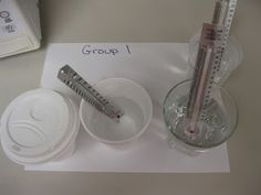 What makes the best insulator?  Fun science experiment!