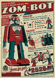 Zom Bot #robot#