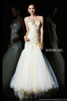 Sherri Hill 1572 at Prom Dress Shop