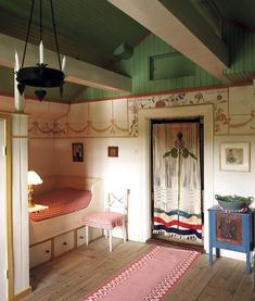 dept of interiors - Home of Karin Larsson
