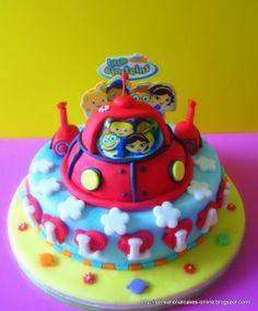 3D Little Einsteins Cake