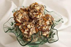 Peanut Butter Fudge Truffles, Guest Post, and Cookbook Giveaway! Vegan Sweets, Vegan Desserts, Vegan Recipes, Vegan Sos Free, Chocolate Recipes, Raw Chocolate, Chocolate Fondue, Raw Vegan, Vegan Life