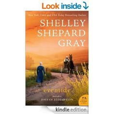 Amazon.com: Eventide: The Days of Redemption Series, Book Three eBook: Shelley Shepard Gray: Kindle Store