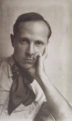 "Edward Weston 1911 ""Self Portrait"""