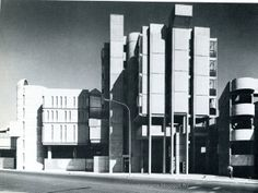 Tricorn Shopping Centre, Portsmouth. Owen Luder