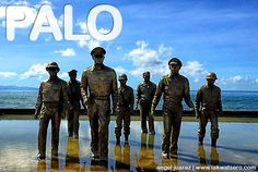 14 places to visit in the phillipines photo is Mc Arthur Leyte Landing Memorial National Language, Leyte, Visayas, Tagalog, Capital City, Landing, Philippines, To Go, Places To Visit