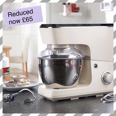Stand mixer with 3.5L stainless steel bowl egg separator flour whisk dough hook   eBay