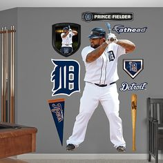 Prince Fielder, Detroit Tigers Not anymore .....he will be MISSED !!!