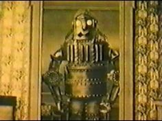 L'Uomo Meccanico_1921 | The mechanical man 1921 - YouTube