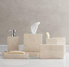Master Bath Kassatex Bath Accessories Damask Trash Can Bathroom Accessor