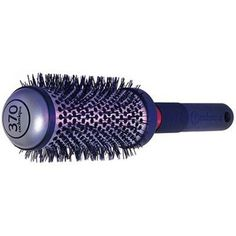Cricket Technique Hair Brush X-Large #370 - 1 3/4 Barrel can be used after Infinity Fibers are applied.