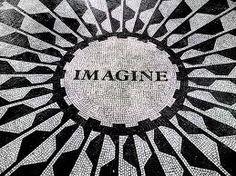 imagine - Central park - NY