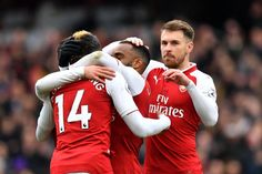 Arsenal have seen more players score in the Premier League this season than any other team with 17 different scorers   Bible Of Sport