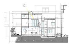 Galería - Casa en Tama-plaza / Takushu ARAI Architects - 20