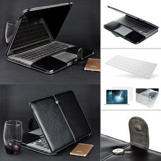 Black Leather mac pro Case | l1000.jpg