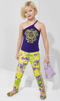 6f98acf8d53e Young Versace SS15 creates rich shades with Iconic Medusa motif