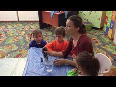 Ana Okulu Etkinlikleri-Yağmur Deneyi - YouTube