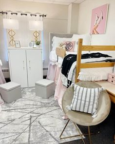 the cutest 22 dorm room ideas everyone is obsessed over - With Houna