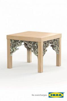 IKEA: Coffee Table  TBWA, Istanbul, Turkey