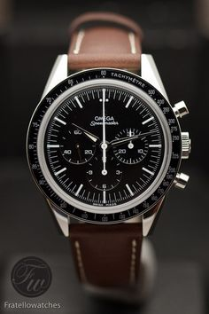 "OMEGA Speedmaster ""First Omega In Space"" 1962 – BaselWorld 2012"