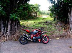 Ducati Streetfighter 848 2012 (PERSONAL)