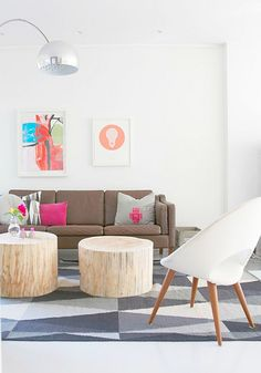 Norwegian Living Rooms by decor8, via Flickr