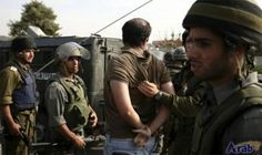 Israeli Forces Detain 3 Palestinians in Hebron