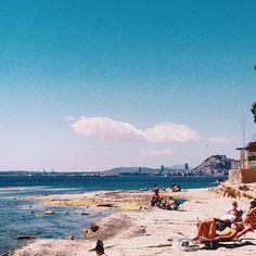 Cabo de la Huerta - Cap de L'Horta en Alicante, Valencia