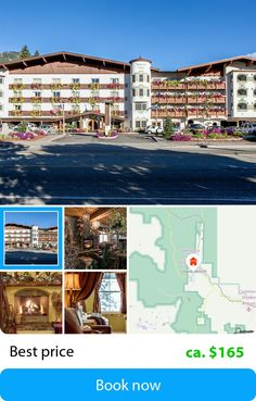 Bavarian Lodge (Leavenworth, USA) – Book this hotel at the cheapest price on sefibo.