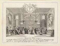 Image: [Ticket (facsimile) for a Masquerade ] Performer  Incledon, Charles Benjamin, 1763-1826