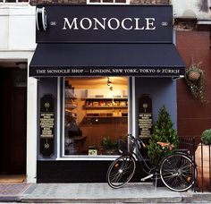 Monacle, London.