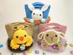 Easter Treat Bags - by Moji-Moji Design