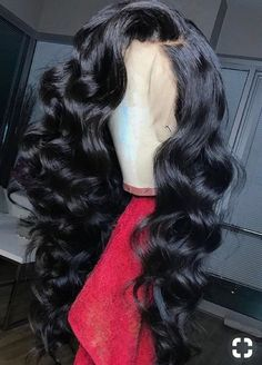 Lace Front Black Wig short Lace hair wigs with bangs best inexpensive Lace hair wigs Afro Hair Style, Curly Hair Styles, Natural Hair Styles, Natural Hair Haircuts, Short Haircuts, Medium Haircuts, Hair Cute, Pelo Afro, Wigs With Bangs