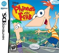 Product Info Inspired by the top-rated animated series, Phineas and Ferb for Nintendo DS is a single player action game that puts players in the role of title characters Phineas and Ferb. Just as in t