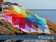 Ravelry: Spectra pattern by Karen S. Lauger
