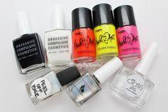 Beauty By Krystal: The Beauty Buffs: Neon Everything