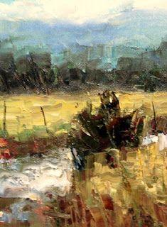 Art Talk - Julie Ford Oliver: Overcast