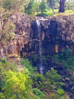 A peaceful day: Sailors Falls, daylesford, victoria, australia