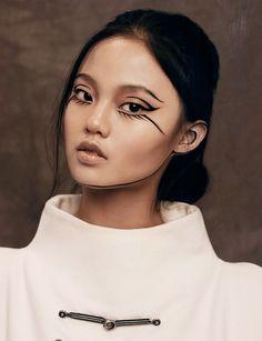 """eisbaer-emily: """" Korean model Vita Kan """""""