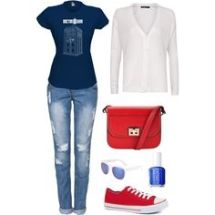 """""""Doctor Who Fan"""" by shaneliza on Polyvore  ..."""