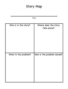 story map template graphic organizers pinterest story map template template and. Black Bedroom Furniture Sets. Home Design Ideas
