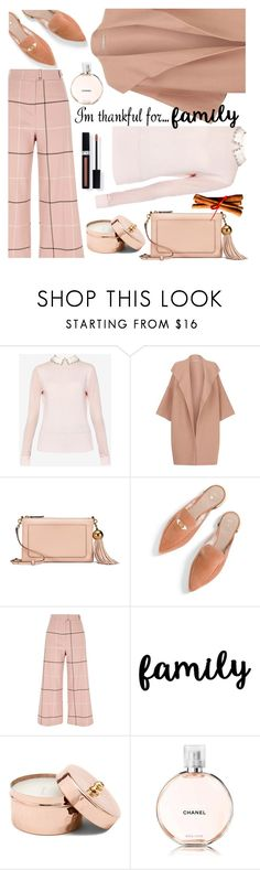 """Untitled #965"" by m-jelic ❤ liked on Polyvore featuring Ted Baker, Alice + Olivia, Tory Burch, Stuart Weitzman, River Island, Chanel and Couture Colour"